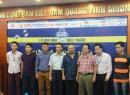 CLB bóng đá Ngôi sao Việt Nam tham dự họp báo cúp Hồ Gươm 2014