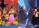 Giọng hát Việt nhí: 'Doraemon', cô bé Khmer Thiện Nhân 'xuất thần' trên sân khấu