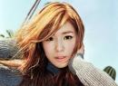 Tiffany (SNSD) quyến rũ trên tạp chí Vogue Girl