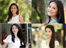Những mái tóc mê đắm của sao Việt