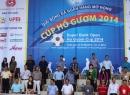 Toàn cảnh lễ khai mạc Cúp Hồ Gươm 2014