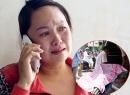Vợ khóc ngất khi thấy xác chồng cháy đen trong tiệm cắt tóc