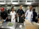 Chuyện ăn uống của nguyên thủ: 'Đột nhập' bếp núc Nhà Trắng