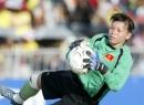 Những pha cứu thua thần thánh của thủ môn Kiều Trinh trong trận gặp Nhật Bản