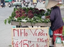 Nho 'lạ' tràn ngập thị trường Việt