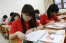 Xét tuyển đại học - cao đẳng: 'Khai sinh' nhiều khối thi mới