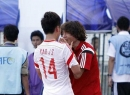 Hòa U19 Việt Nam, U19 Trung Quốc khóc nức nở