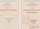 ĐH Sài Gòn cam kết khắc phục sai sót trên bằng tốt nghiệp