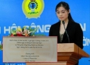 Trần Thị Quỳnh Ngọc con gái chủ tịch tập đoàn Nam Cường lên xe hoa
