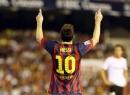 Messi không được đề cử tiền đạo xuất sắc nhất La Liga 2013-2014
