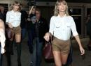 Ngắm item thời trang sân bay của Taylor Swift