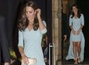 Công nương Kate Middleton vẫn gọn gàng, thanh mảnh dù đang mang thai lần 2