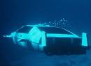 Siêu xe tàu ngầm của điệp viên 007 có giá 1 triệu đô