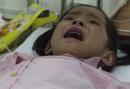 Bé gái 6 tuổi cận kề cái chết vẫn sợ bị 'cô giáo đuổi học'