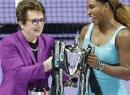 Serena Williams đoạt ngôi vô địch WTA Finals 2014