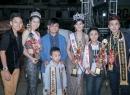Trịnh Tú Trung làm giám khảo cuộc thi nhan sắc lớn tại Thái Lan