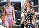 'Học lỏm' phong cách ngọt ngào như Taylor Swift