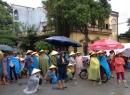 Dân tiếp tục 'vây' UBND xã, lãnh đạo tỉnh ra đối thoại