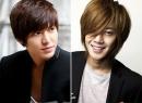 Mỹ nam Hàn biến hóa với tóc mái xéo