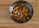 Hướng dẫn cách làm món củ cải muối cực giòn