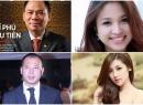 Bảng danh sách toàn tỷ phú và người nổi tiếng là cựu HS trường THPT Kim Liên