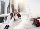 Ngắm trọn bộ ảnh cưới đẹp lung linh của Quỳnh Nga tại Hàn Quốc