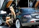 Ngắm bộ sưu tập siêu xe của tiểu thư Paris Hilton