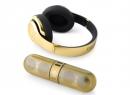 Choáng với tai nghe và loa bằng vàng của Beats by Dr.Dre