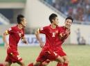 Kết thúc trận đấu  Việt Nam 3-0 Lào
