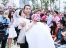 Người vợ trong đám cưới cổ tích đã qua cơn nguy kịch