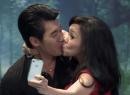 'Vợ Hoài Linh' cưỡng hôn Trương Nam Thành gây choáng
