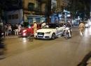 Diễn viên đóng vai Bắc Đại Bàng bị ô tô tông trên phố