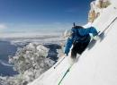 Điểm trượt tuyết 'đáng sợ' nhất thế giới
