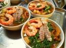 Bún hải sản bề bề - trào lưu 'hot' nhất mùa đông này ở Hà Nội