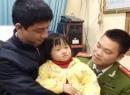 Hà Nội: Giải cứu thành công bé 4 tuổi bị bắt cóc