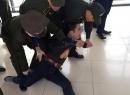 Thanh niên 'ngáo đá' làm loạn sân bay Nội Bài