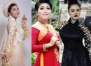 Bộ sưu tập áo dài tiền tỷ gây sốc của Sao Việt