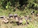 Xe quân đội rơi xuống vực sâu, 5 chiến sĩ hi sinh