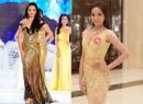 Hoa hậu Kỳ Duyên được truyền thông Trung Quốc hết lời khen ngợi