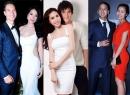 Thời trang vạn người mê của 3 cặp đôi vàng showbiz Việt