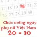 Ngày Phụ nữ Việt Nam 20/10