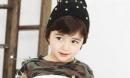 Nhóc tỳ Hàn Quốc hút hồn dân mạng