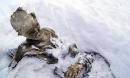 'Hoảng hồn' phát hiện hai xác ướp trong tư thế lạ được tìm thấy trên núi cao