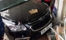 Vụ tài xế ôtô không bằng lái tông chết 2 cha con: Chủ xe có liên quan?