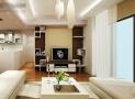 Trang trí nội thất phòng khách và phòng ngủ cho căn hộ cực sang