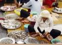 Tràn lan tôm độc hại ở chợ