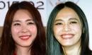 Những sao châu Á được khuyên nên biết tiết chế nụ cười