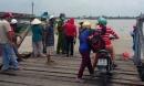 Khiếp đảm phát hiện thi thể dính lưới đánh cá