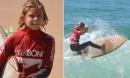 Nhà vô địch lướt sóng 13 tuổi thiệt mạng vì bị cá mập tấn công