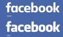 Có thể bạn không nhận ra Facebook vừa thay đổi logo